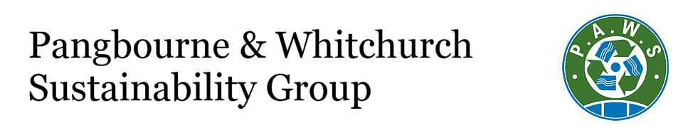 Pangbourne & Whitchurch Sustainability Group logo
